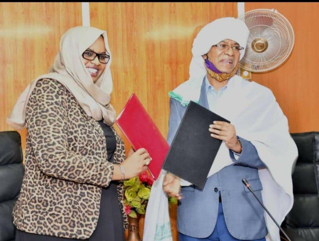 السودان: مذكّرةَ تفاهمٍ مع الأمم المتحدة للحد من الفقر بتكلفة (9) ملايين دولار