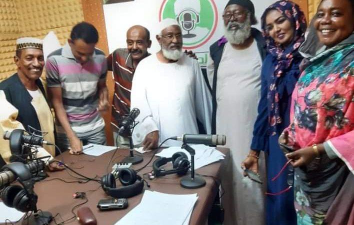 السودان :  إذاعة بلادي تبث روضة الأنوار في سيرة النبي المختار