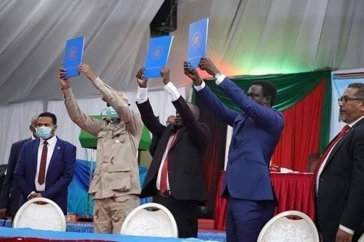 تشكيل الية لمراقبة تنفيذ بنود سلام السودان
