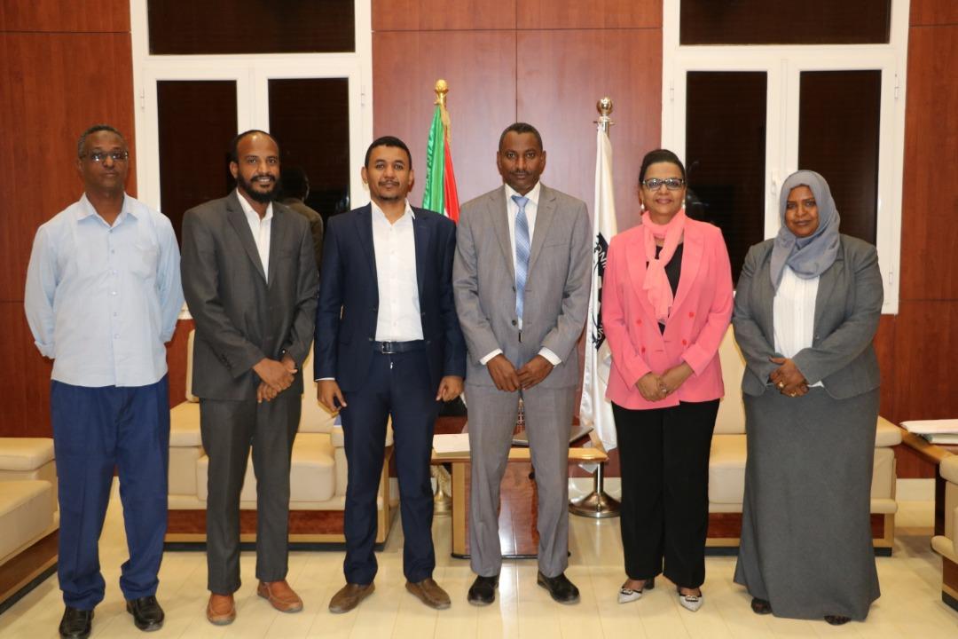 السودان : المالية توجه بتامين انظمة الوزارة عبر شهادات المصادقة الالكترونية