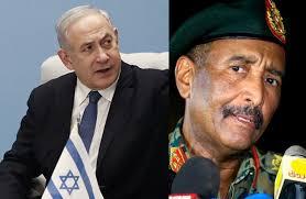 السودان واسرائيل.. (تل ابيب) تكشف وجهها الحقيقي (للخرطوم)