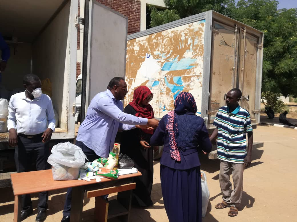 تنفيذ المرحلة الثانية من دعم أسر ومرضي الدرن في السودان