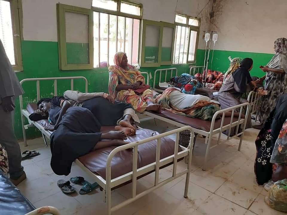 السودان : إعلان حالة الطوارئ الصحية بغرب دارفور