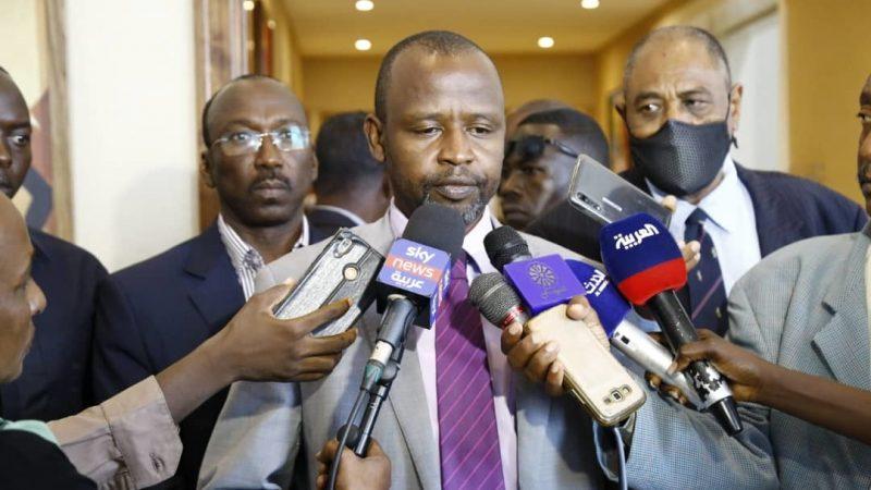 مراجعة وضعية الحركات غير الرئيسة الموقعة على سلام جوبا