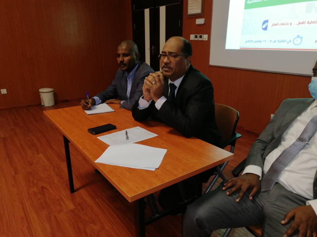 التامين الصحي السوداني : قادرون على تقديم الخدمات الصحية والتدخل السريع للولايات