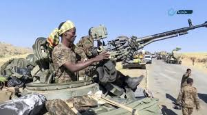 اثيوبيا : قوات التغراي تدمر مطار أكسوم