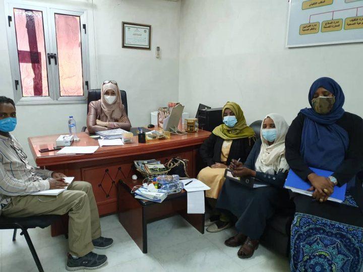 صحة الخرطوم تناشد المواطنين بالاستجابة التحصين ضد شلل الاطفال