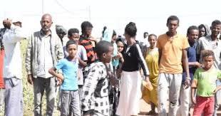 السودان : أكثر من 42 الف اثيوبي دخلوا الاراضي السودانية
