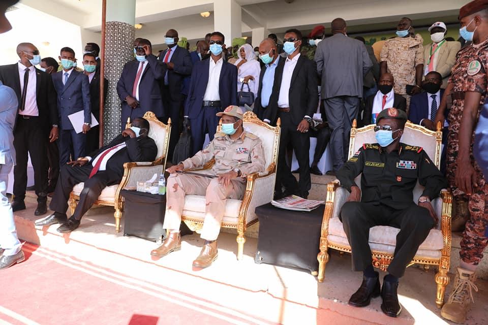 السودان : وصول قادة الكفاح المسلح لأرض الوطن ….بشريات السلام اصبحت واقعا