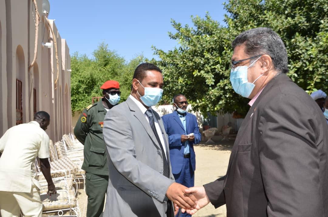 وكيل قطاع التعدين : سنفتح الاستثمار في الموارد المعدنية بولاية النيل الأبيض