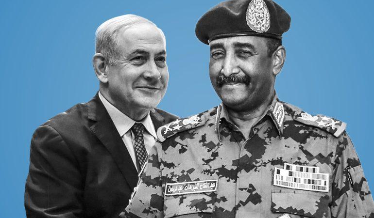 إسرائيل: مراسم في واشنطن خلال شهور لتوقيع اتفاق التطبيع مع السودان