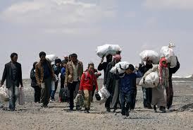 استئناف نقل اللاجئين الإثيوبيين للمعسكرات في السودان