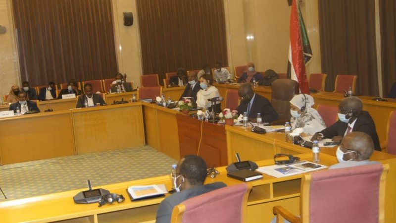 د.جبريل :السودان يحصل على ٢مليار دولار من المؤسسة الدوليةللتنمية