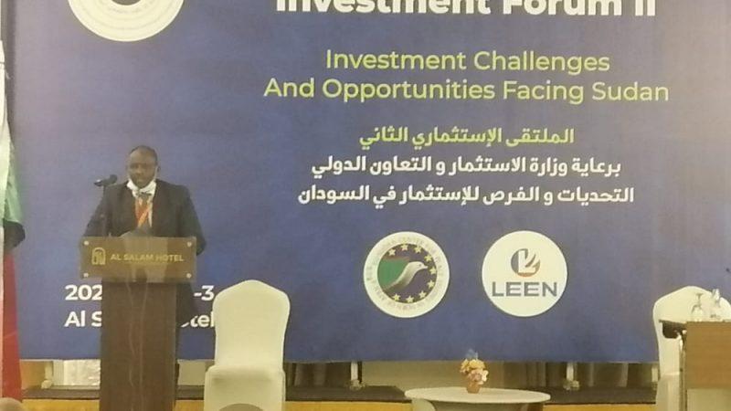 الملتقى الاستثماري الثاني:يدعو الي تجهيز مشروعات الطاقة البديلة لمؤتمر باريس